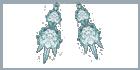 Ледяные Серьги