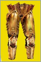 Золотые Поножи